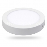 LED downlight 18W, 3000K, 1.350lm, surface mount