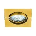 Halogen downlight gold (DL-22)