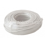 Cable roll CAT5e UTP 20m with plugs
