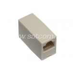 Extesion piece for patch cable RJ45 - RJ45 Cat5e