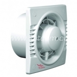Wall ventilator 14W, 100mm, 96 m²/h