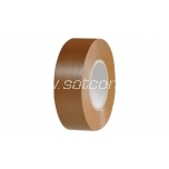 Electrical tape 20m brown
