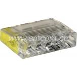 Kiirklemm MINI 5-le 0,5-2,5 mm² juhtmele, 5tk pakendis