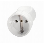 Socket for cable with earthing  220 V Viko