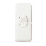 Cord switch for hand, white packaged