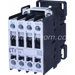 ETI kontaktor CEM18.10 mootorile