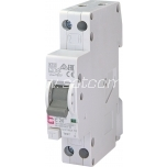 ETI residual current circuit breaker with overcurrent protection 10A B
