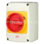ETI Miniature circuit breaker 3P B 32A 6kA