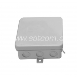 Junction box IP54 100x100x37 mm