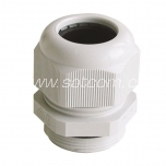 Cable gland M12, Ø3-6,5mm, 5pc packaged