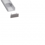 Alumiiniumprofiil SP01 alumiinium, 2m