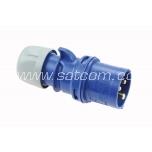 Plug 16A 3P 230V IP44