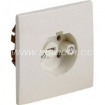Flush mount socket Perilex 16A 400V