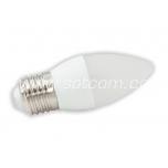 LED lamp C37 6W E27 470lm