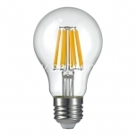 LED filament lamp A60 8W E27 - 800lm