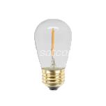 LED lamp G45 1W E27 75lm