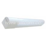 Peegli valgusti LED 8W, valge, lüliti + pesa, IP44, 50cm