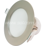 LED allvalgusti IP44 8w kroom