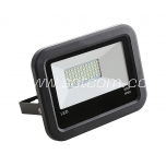 LED flood light black 30W, 4000K