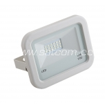 LED flood light white 10W, 4000K