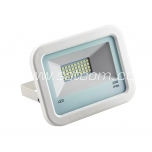 LED flood light black 20W, 4000K