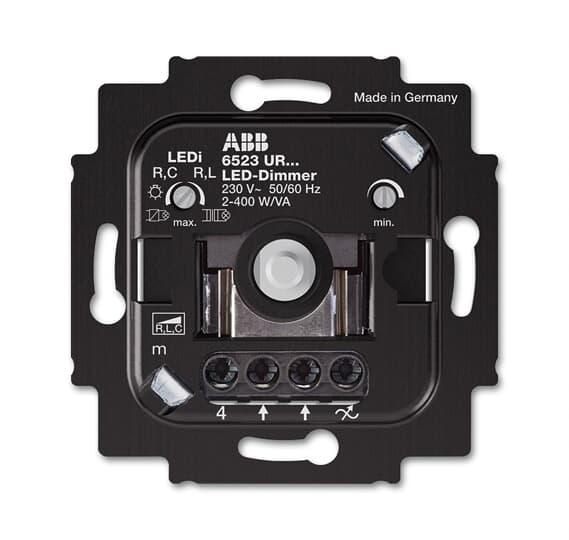 ABB Basic55 LED-dimmeri mehhanism 2-400W pakendis