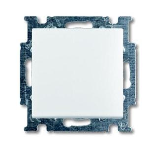 ABB Basic55 valge lüliti 1-ne veksel pakendis