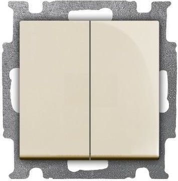 ABB Basic55 beež lüliti 2-ne pakendis