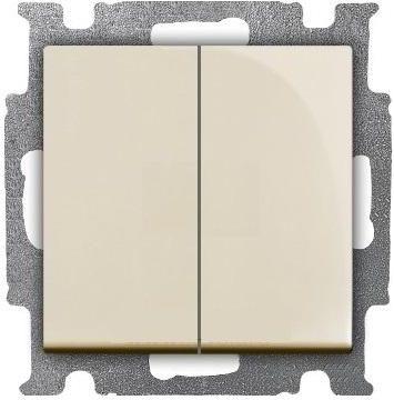 ABB Basic55 beež lüliti 2-ne veksel pakendis