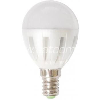 LED lamp G45 PALL 5,5 W, E14 - 400lm