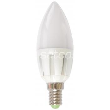 LED lamp C37 KÜÜNAL 5,5 W, E14 - 400lm