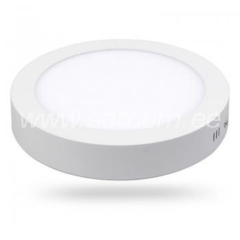 LED allvalgusti 18W, 3000K, 1.350lm, pindpaigaldatav