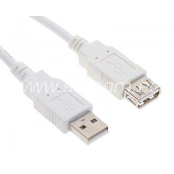 USB juhe AA pikendus 3 m pakendis