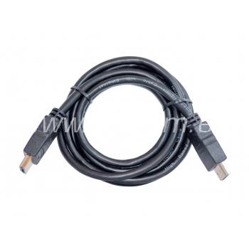 HDMI juhe 2,5 m, must