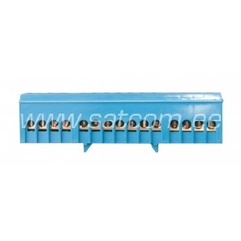 Nulllatt kaetud 15 x 16mm² 60A 660V