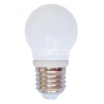 LED lamp G45 PALL 4W, E27 - 380lm