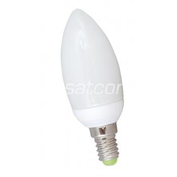 "Säästulamp ""Küünal Mini"" 9 W E14"