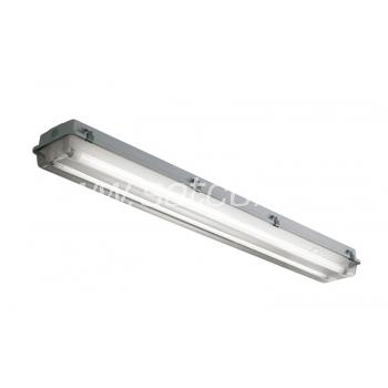 Tööstusvalgusti 2x18W IP65 elektrooniline ballast