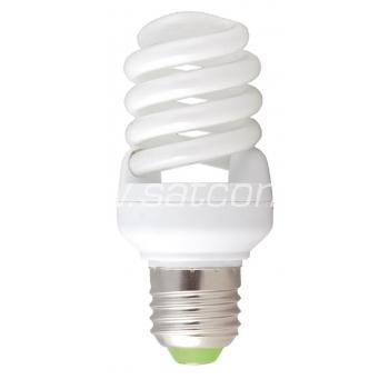 Säästulamp Spiraal mikro, külm valgus, 15W, E27