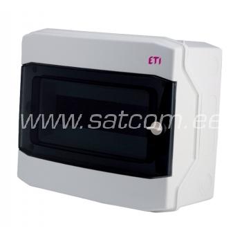 ETI kilp IP65 pinnapealne 12M