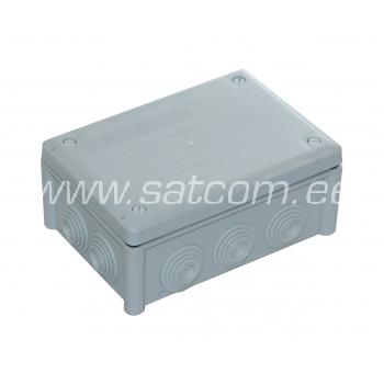 Pindpaigaldatav harukarp 166x116x70 mm IP66