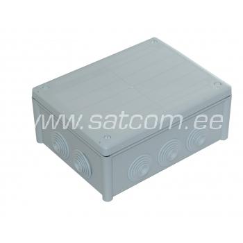 Pindpaigaldatav harukarp 216x166x90 mm IP66