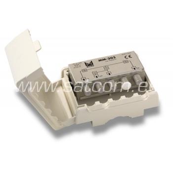 Masti ühendusfilter, 3 sisendit