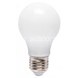 LED lamp A60 6W, E27, 3000K, 520lm