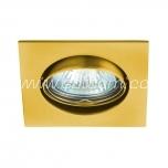 Halogen downlight gold (DL-22)
