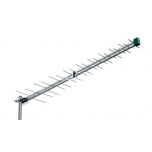Antenna UHF 28 el, 10dB, 21-60, LTE Free, packaged