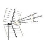 Antenna UHF 41 el, 17dB 21-60,  LTE Free, packaged