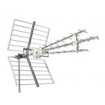 Antenna UHF 41 el, 17dB 21-60,  LTE Free