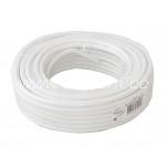 Cable AL 113 Tesatek 20 m white (special retail roll)