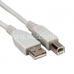 USB juhe AB 5,0 m